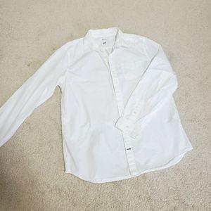2/$20 Men's Gap button up shirt. L